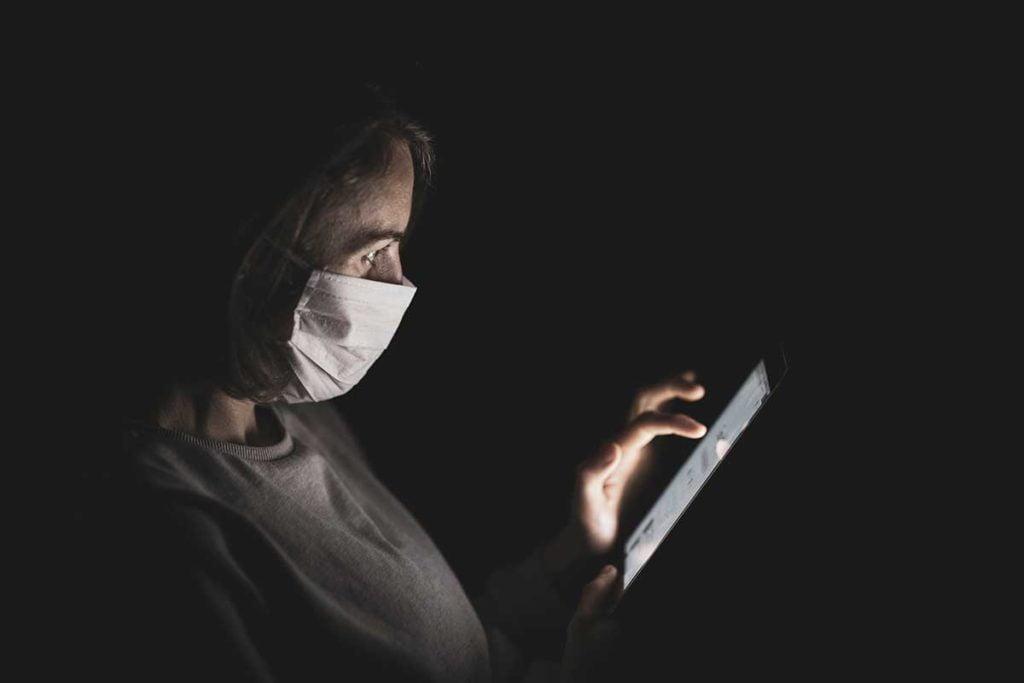 koronavirus pelottaa