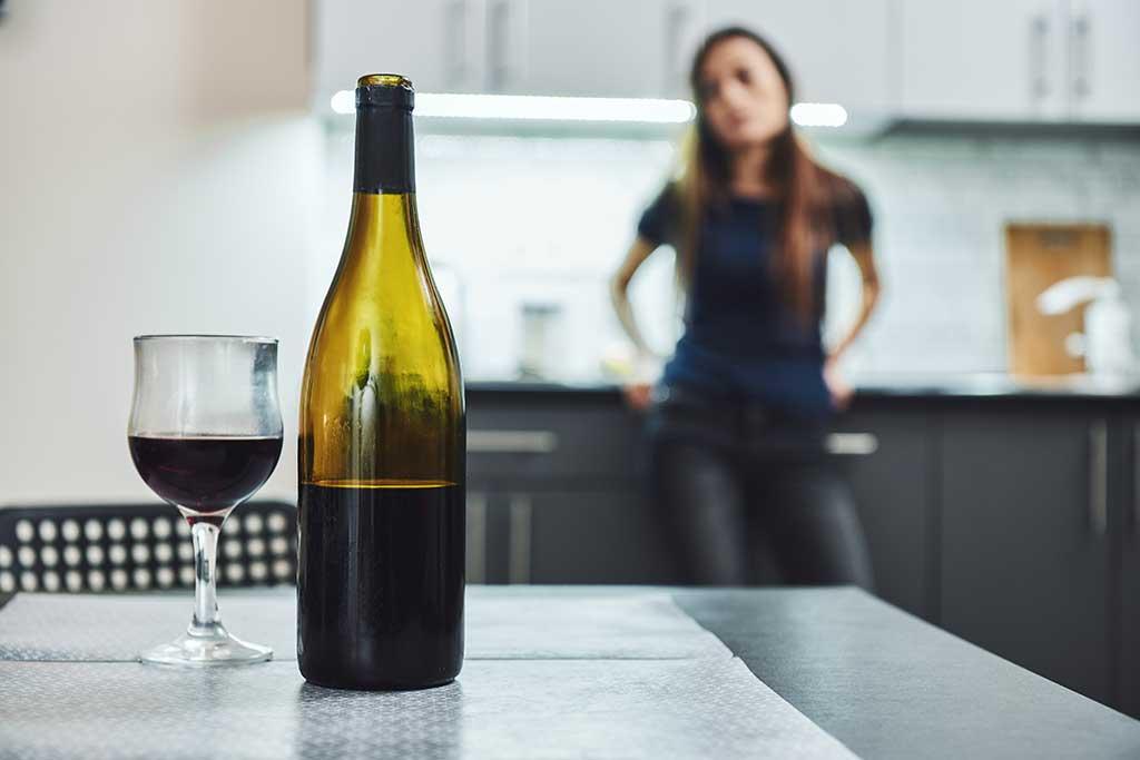 alkoholiriippuvuustesti