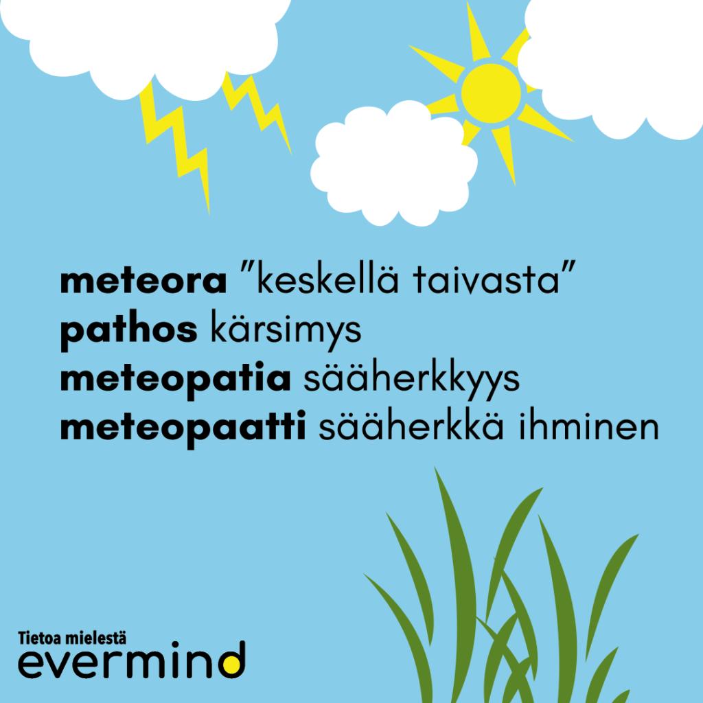 meteopaatti määritelmä