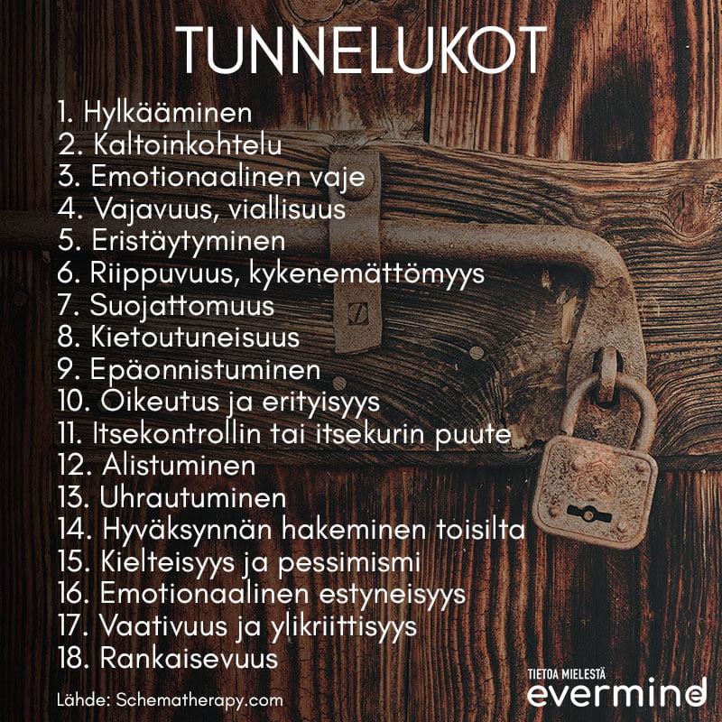Tunnelukot